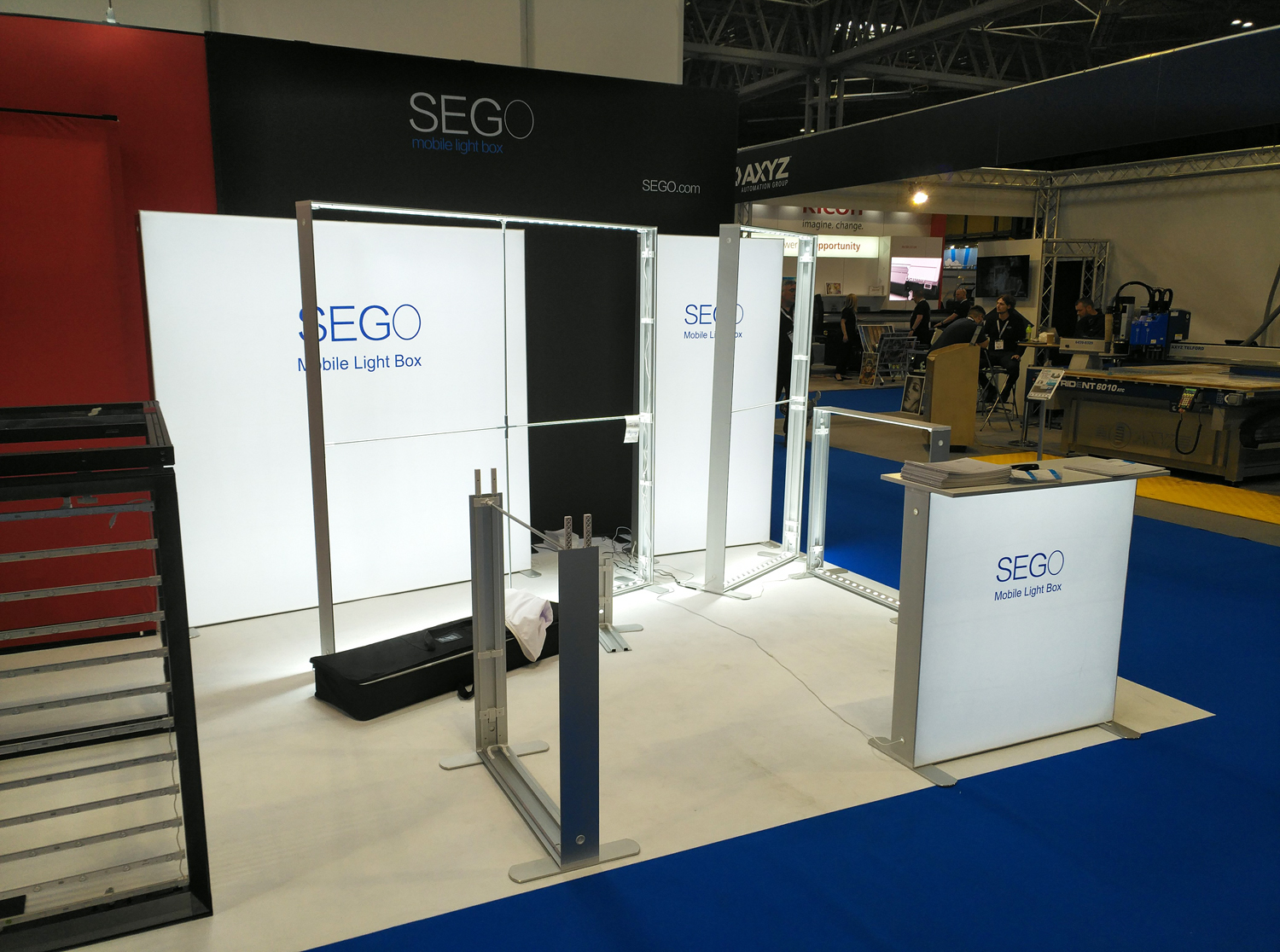 4 SEGO on Sign&Digital UK